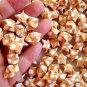 Orange Lucky Stars, Origami Stars, Handmade, Orange Paper Goods, Orange Paper