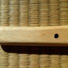 Wooden Tsuka Handle for Japanese Samurai Warrior Tanto Sword