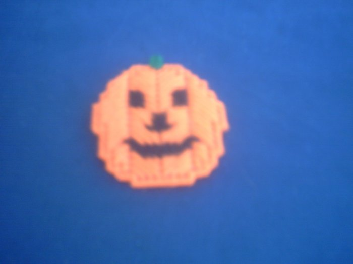 SMALL PUMPKIN MAGNET