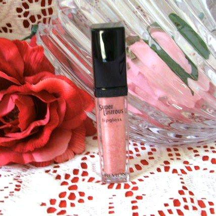 Revlon Super Lustrous Lipgloss Barely Blossom