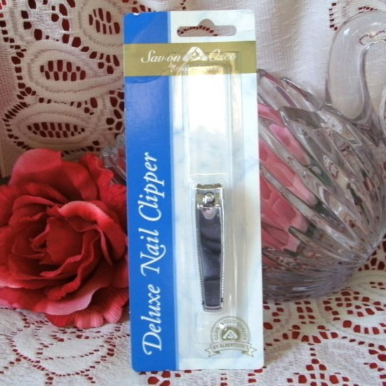 OSCO Saw On DELUXE Steel Finger Nail Clippers by Albertsons