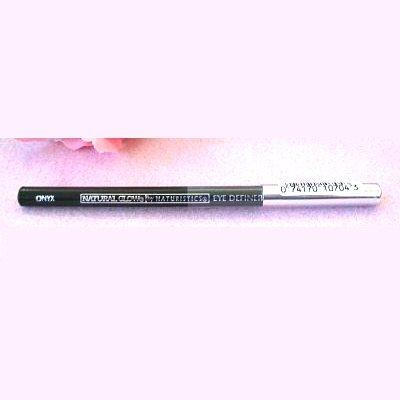 Natural Glow Eyeliner Pencil Onyx / Black by Naturistics