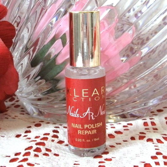 Klear Action Nails AR New Nail Polish Repair Liquid 0.2 fl oz (6 ml)