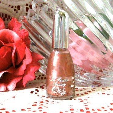 La Femme Beauty Frost Nail Polish 62 Tan