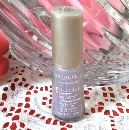 L'Oreal Bijou Facets Nail Polish 600 Idealistic