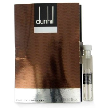 Dunhill Man by Alfred Dunhill Vial Sample .06 oz Men