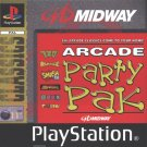 Playstation Arcade Party Pack