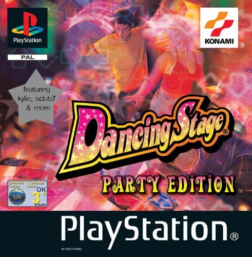 Playstation Dancing Stage Party Edition