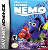 Gameboy Advance   Finding Nemo
