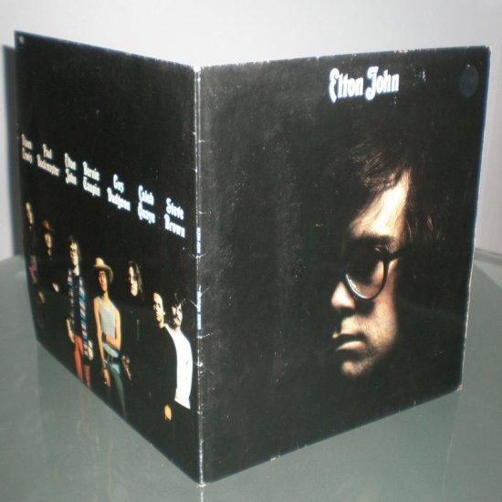 ELTON JOHN , ELTON JOHN ( UK Pop Rock Vinyl Record LP )