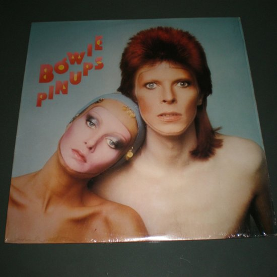 DAVID BOWIE , PIN UPS ( USA Rock Vinyl Record LP )