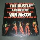VAN McCOY , THE HUSTLE AND THE BEST OF  ( Funk/Soul Vinyl Record LP )