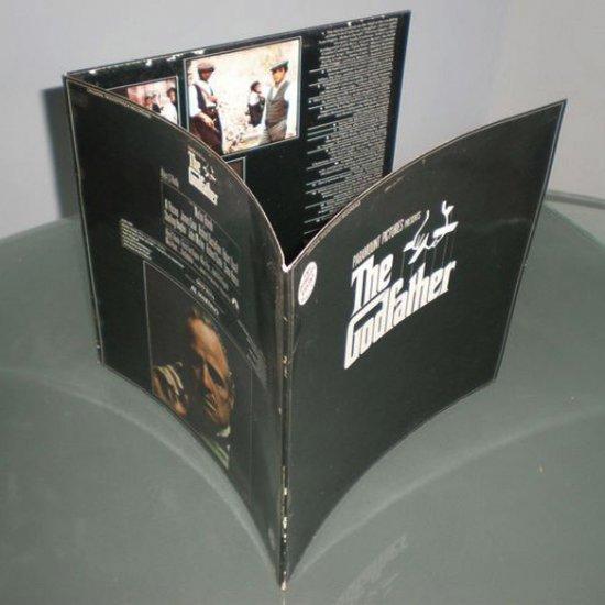 THE GOD FATHER , ORIGINAL SOUNDTRACK ( 1978 Stage Vinyl Record LP )