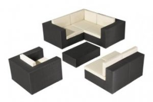 Modern Cartagena Outdoor patio furniture