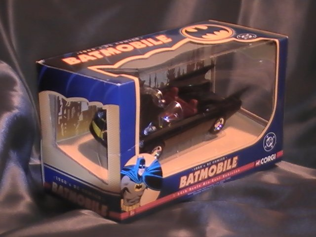 60'S DC COMIC BATMOBILE
