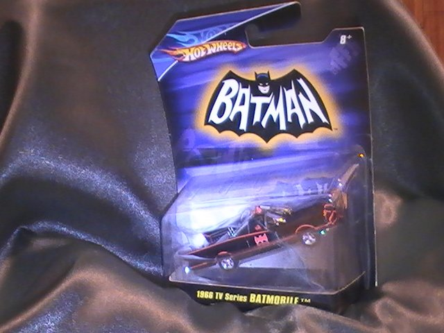 BATMOBILE FROM '66 TV SERIES
