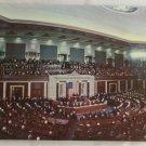 """Joint Session Congress"" VINTAGE POSTCARD Washington DC"