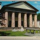 """""""Custis Lee Mansion"""" VINTAGE POSTCARD Arlington VA"""