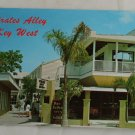 """Pirates Alley"" VINTAGE POSTCARD Key West Florida"