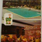 """Holiday Inn Midtown"" VINTAGE POSTCARD El Paso Texas"