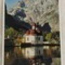 POSTCARD Germany-Bavaria-St. Bartoloma am Konigssee