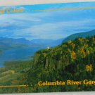 POSTCARD Columbia River Gorge,Oregon OR