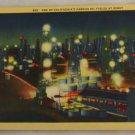 Linen Card-VINTAGE POSTCARD-California,Oilfields Curteich 1933