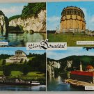 POSTCARD German-Das Schone Donautal-Danube-Bavaria