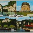POSTCARD German-Das Schone Donautal-Danube-Bavaria