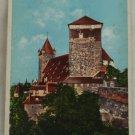 POSTCARD German-Nurnberg-Lithograph-Die Kaiserstallung