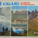 POSTCARD Iceland, Akureyri, Surroundings