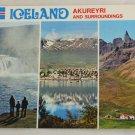 POSTCARD Iceland, Akureyri, Surroundings