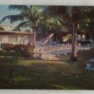 "POSTCARD ""Catalina Apts"" VINTAGE Pompano Beach Florida"