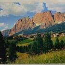POSTCARD Italy,Cortina D'Ampezzo m. 1224 Pomagagnon in. 2458
