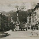 POSTCARD Germany,Austria,Tyrol,Innsbruck,MariaThereseSt