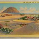 Linen Card-VINTAGE POSTCARD-California,Curteich 1937