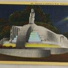 Linen Card-VINTAGE POSTCARD-Hollywood CA 1940