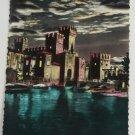 POSTCARD Italy-Lago Di Garda-Sirmione-Notturno