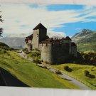 POSTCARD Leichtenstein-Schloss Vaduz