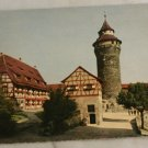 POSTCARD Germany-Bavaria-Nurnberg-Tower