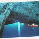 POSTCARD Italy-Capri-The Azure Grotto