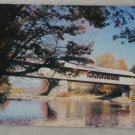 POSTCARD USA New Hampshire,Compton,Blair Bridge