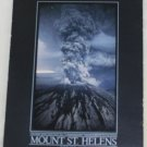 POSTCARD USA Washington, Mount St Helens, Eruption