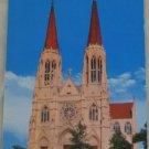 POSTCARD Montana,Helena,St. Helens Cathedral Kodachrome