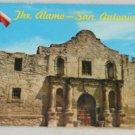 POSTCARD Texas,San Antonio,The Alamo,1968 Mirro-Krome