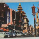 POSTCARD California,San Francisco, Chinatown Grant