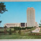 POSTCARD North Dakota,Bismarck,State Capitol 1968