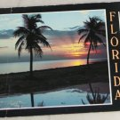 POSTCARD Florida,Early Morning Sunrise 1989 Plastichrome