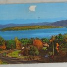 POSTCARD New Hampshire,Lake Winnipesauke,Woleburg