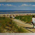 POSTCARD Germany,North Sea Spa Langeoog,Island